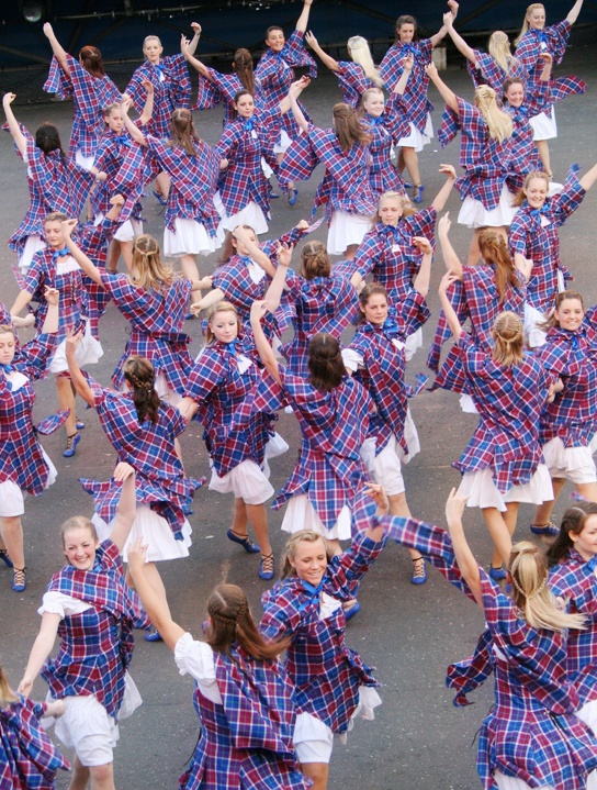 Highland Spring Dance troupe and the Canadiana Celtic Association.