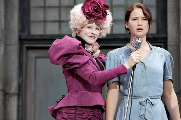 Mockingjay release dates set for 2014 and 2015. It's official: we get two movies!