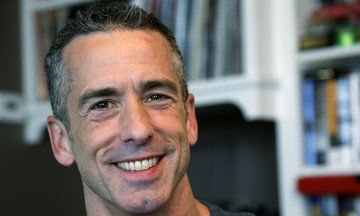 Dan Savage Has Had Enough Of 'Pasty White' Jill Stein Supporters