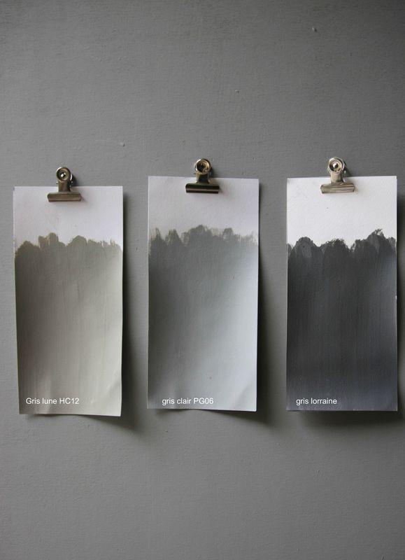 Gris, gris et gris !                                                                                                                                                      Plus