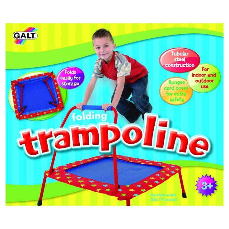 Galt Folding Trampoline,