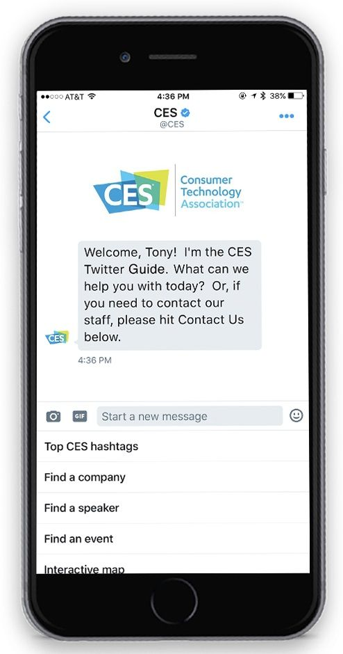 Attending CES may be an awesome expertise however the Shopper Know-how Affiliation Twitter and Conversable teamed up on an answer to fight the confusion.  Beginning a direct message on Twitter with @CES will give customers entry to the brand new CES Twitter Information the place they will entry info on prime hashtags firm sales space and occasion places speaker schedules and solutions to regularly requested questions in addition to join with the CES social staff for human help.  The CTA and…