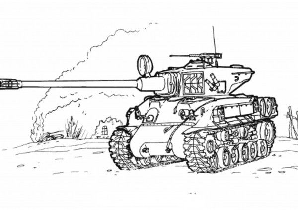Pin by Sharon Yacob on Army guys Tank drawing, Coloring