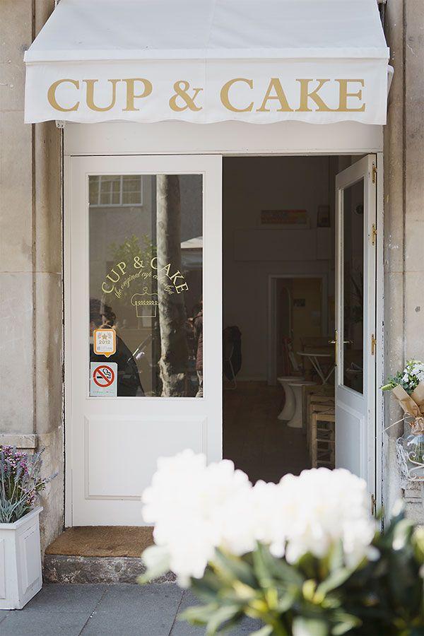 Cup & Cake Barcelona - blog María Lunarillos