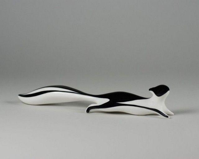 Wiewiórka - Porcelana Ćmielów