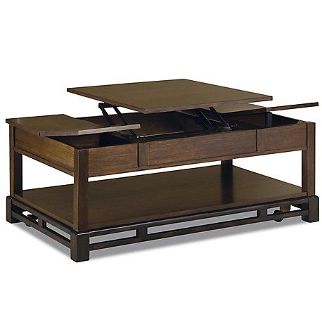 Catnapper Furniture Lift Top Storage Cocktail Table