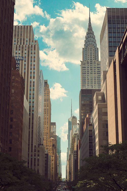 NY.....I wanna live there