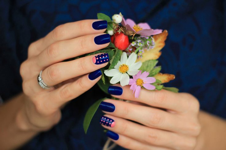 Гель-лаки и здоровые ногти