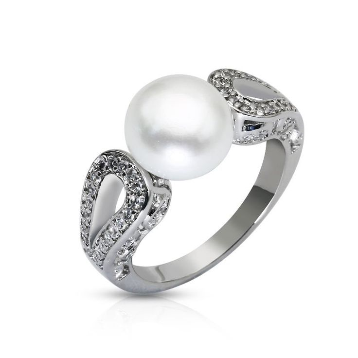 Find South Sea Golden Pearl Rings For Sale