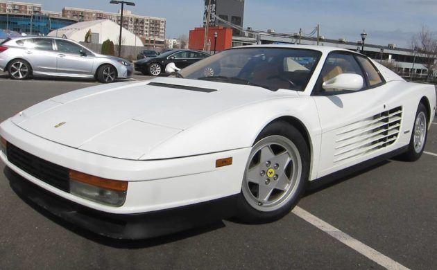 9 000 Original Miles 1988 Ferrari Testarossa In 2020 Ferrari