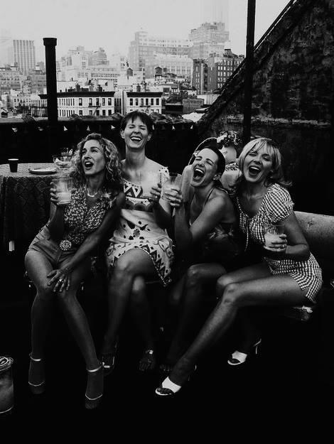 Sex & The City gals