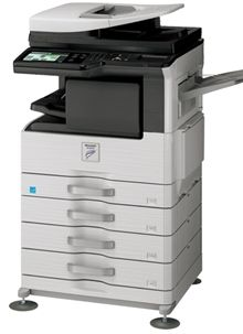 Sharp Copiers for the office MX-M314N or  MX-M354N