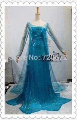 Эльза костюм взрослых снежная королева костюм принцессы эльза косплей хэллоуин костюмы для фантазии женщины необычные платье на заказ