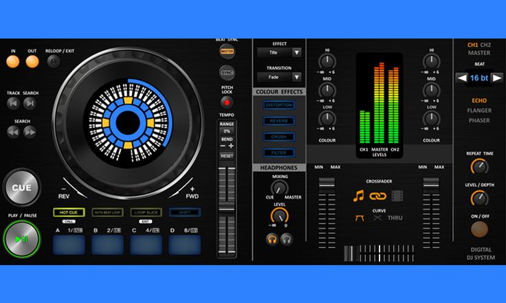 DJ Music Mixer Player- screenshot
