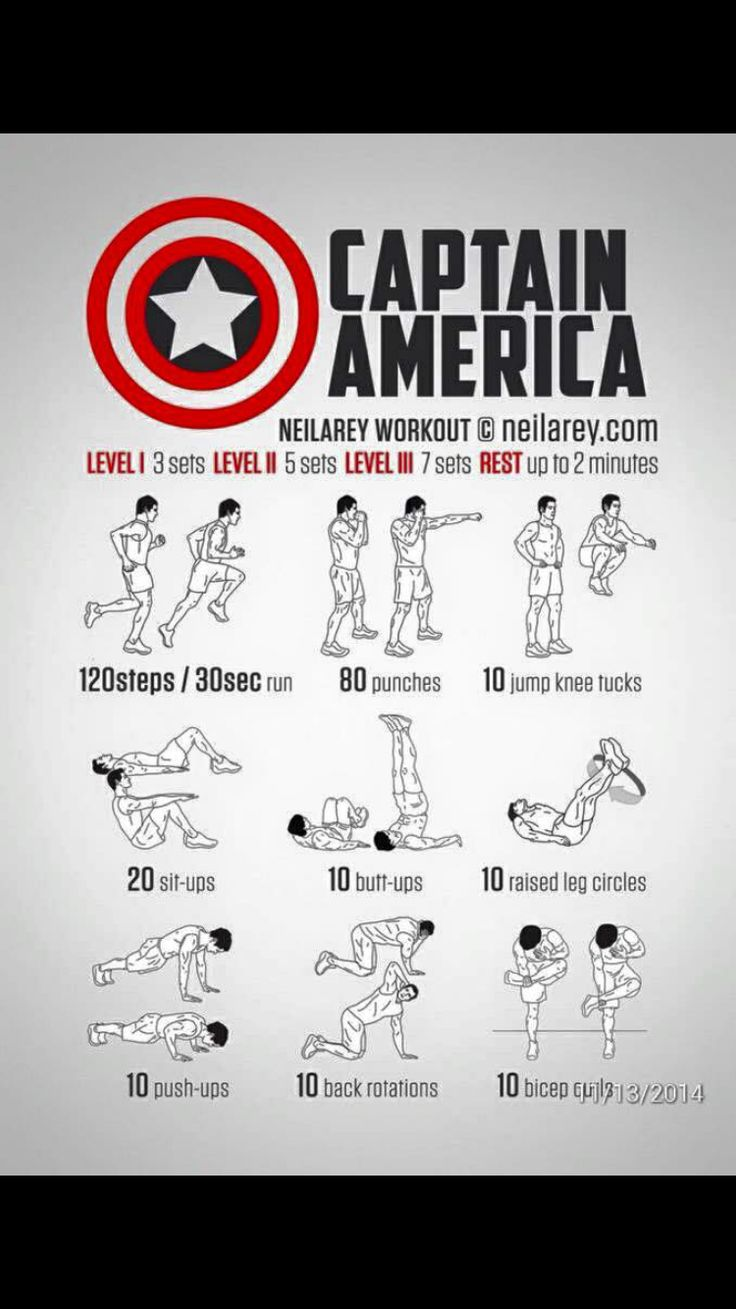 33 best Workouts by Neila Rey - neilarey.com images on ...