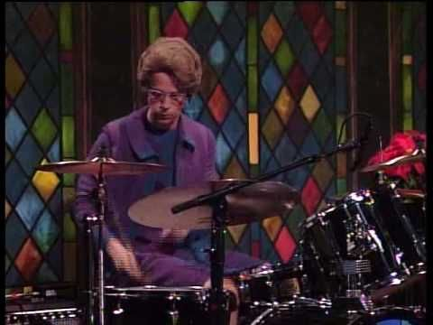 """Church Lady"" drum solo"