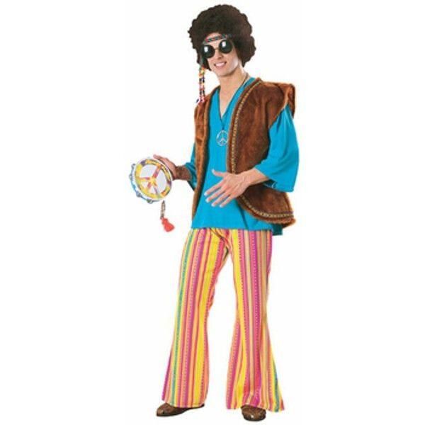 Adult John Q. Woodstock Costume