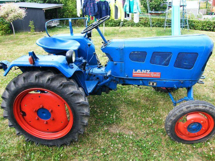 Lanz Bulldog Bulli 1106 TWN Motor Oldtimer Traktor Schlepper 1206 1306 Hydraulik | eBay