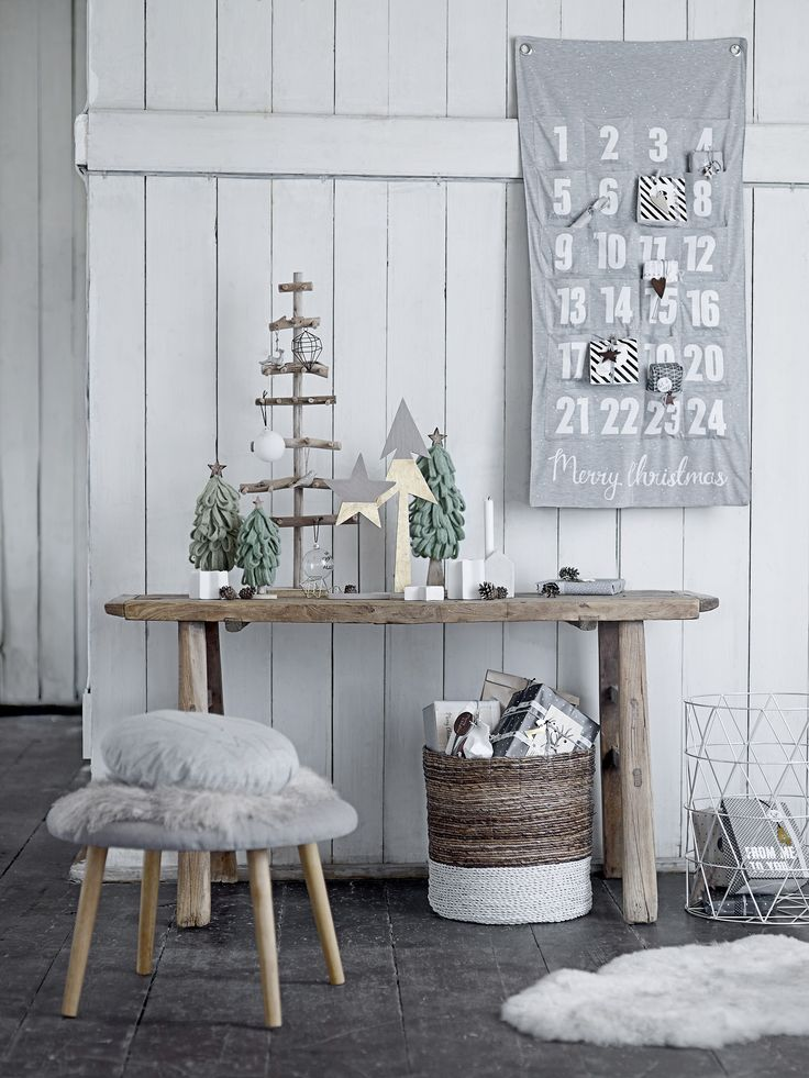 Nordic Christmas decorations by Bloomingville - happy changes