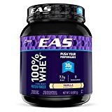 #4: EAS 100% Pure Whey Protein Powder Vanilla 2lb (Packaging May Vary)