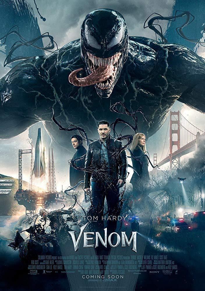 Watch Venom 2018 Dailymotion Movie Venom Tom Hardy Dan Film