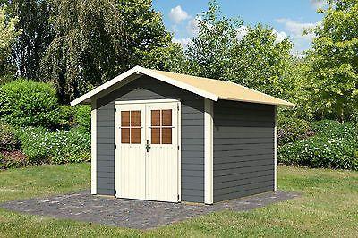 28mm Gartenhaus Linau 6 , sparen25
