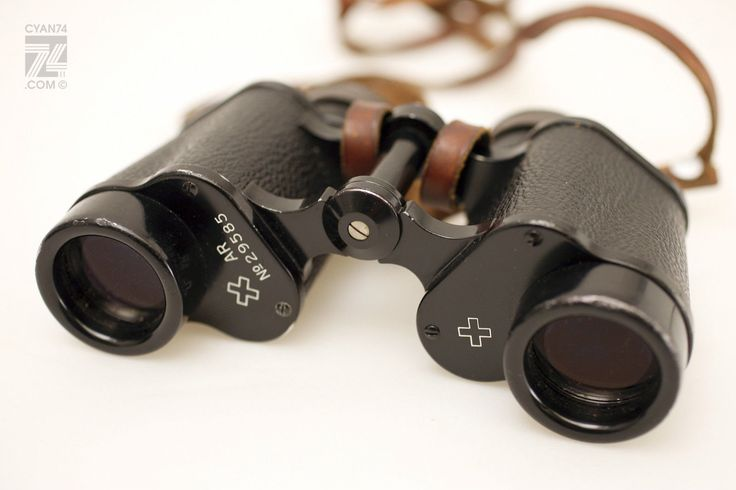 Vintage Kern Aarau Schweiz Armee Fernglas 6x30 1967 Nr. 29585 Binocular Swiss in Sammeln & Seltenes, Militaria, Ab 1945 | eBay