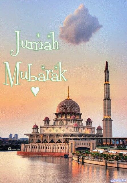Jumma mubarak to all muslims and i hope you all'll be fine. have a nice day.
