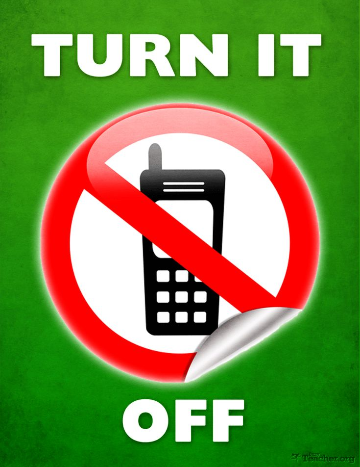 Classroom signs don't have to be lame, right?    We've honestly tried to find a decent 'No cell phones' classroom poster/sign around, but after googling for 10 minutes all we could see was a bunch of poorly designed low quality graphics. So here's one we've created for you to use, if you, like us, need something to keep those cell phones under control!  Re-pin if you ❤ it!