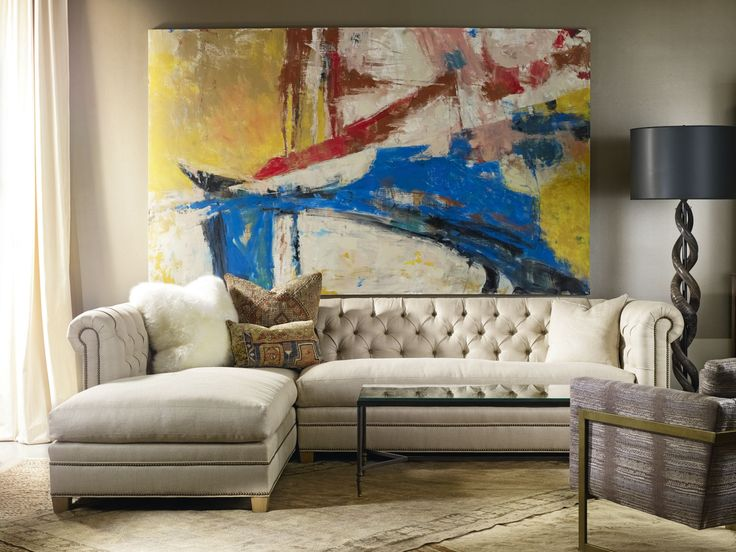 Tufted furniture is one of the easiest ways to incorporate class into any design. From vintage to modern, the design style will fit any room. Read our latest for more on how it's made and how you can incorporate it into your own home.