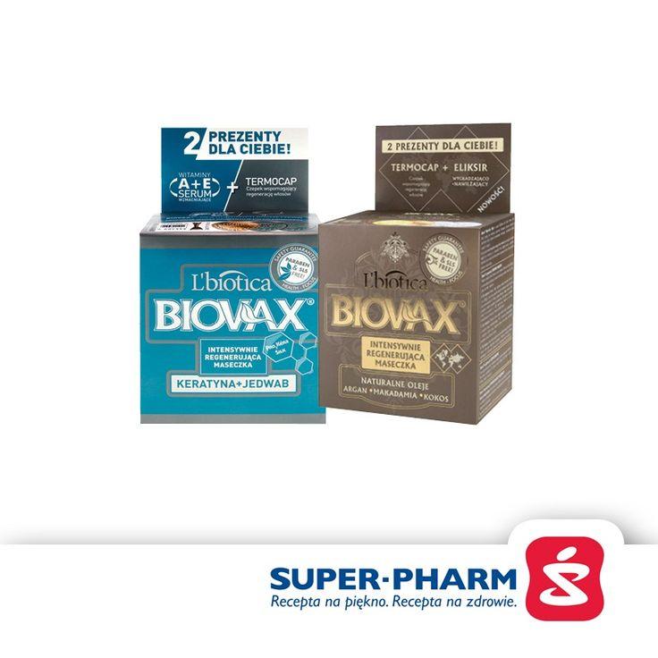 Maski do włosów Biovax (250 g): 11,99 zł w klubie LifeStyle  http://www.klublifestyle.pl/