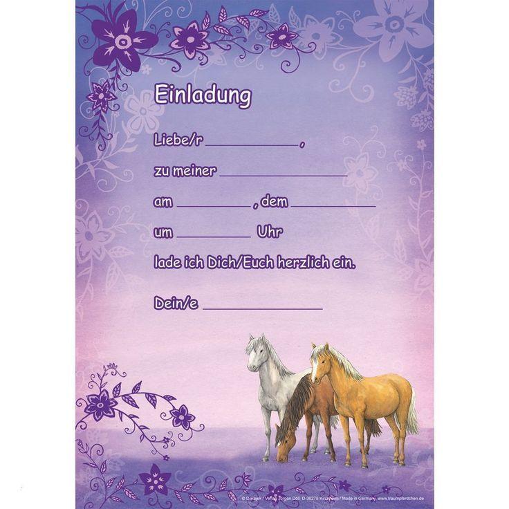 Kostenlos zum pferd kindergeburtstag ausdrucken einladung einladungskarten kindergeburtstag