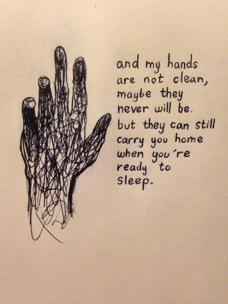 lyrics from 'sometimes I feel like nothing' by hotel books. by @maya876876