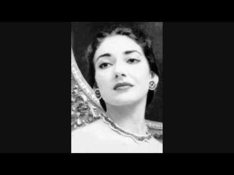 "MARIA CALLAS   "" ARDON GL´INCENSI"""