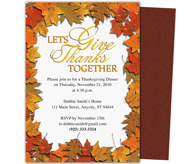 14 best images about thanksgiving party invitations templates on pinterest plymouth parks and for Thanksgiving templates word