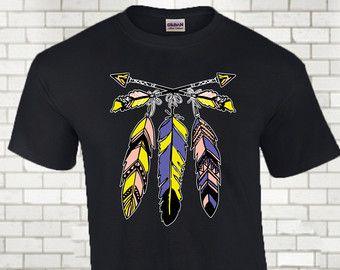 feather shirt,boho shirt,tribal shirt,indian shirt,adult shirts,women shirt,men shirt,plus size workout,5xshirts,graphicteesforplus size 134
