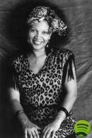 Marcia Griffiths - original I-Three and the queen of the electric slide!