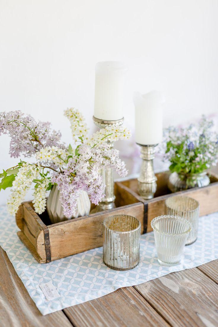 Flieder in der Vase oder 6 Tipps für eine längere Haltbarkeit