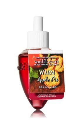 Warm Apple Pie Wallflowers Fragrance Refill - Home Fragrance 1037181 - Bath & Body Works