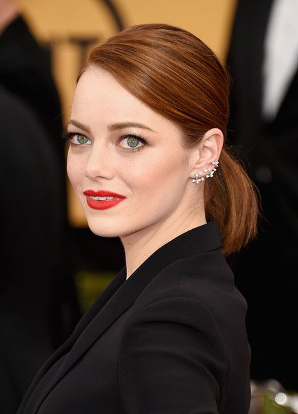 Emma Stone Photos: 21st Annual Screen Actors Guild Awards - Arrivals