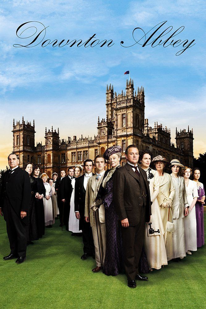 Downton Abbey - very very English