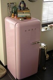 Cool pink...