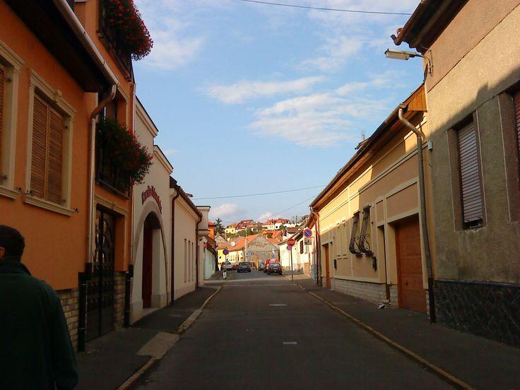Street - Eger