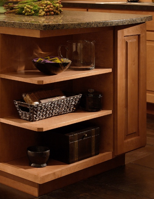 17 best images about storage solutions by cliqstudios on for Traditional kitchen shelves