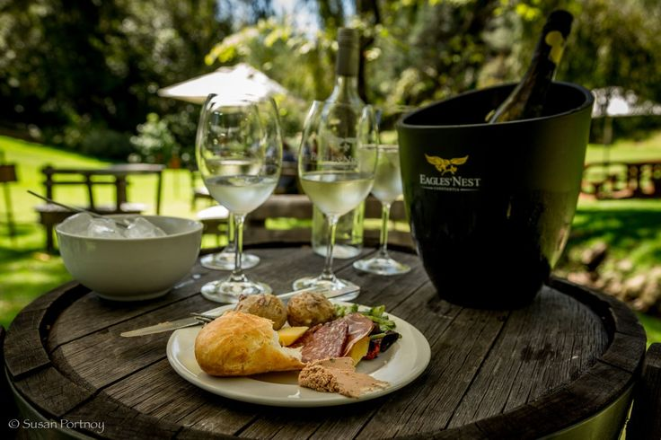 Twenty minutes drive from Cape Town, South Africa, high up in the hills of the Constantia Mountain Range, the city's wine country, sits Eagles' Nest, an award-winning boutique vineyard that has bec...