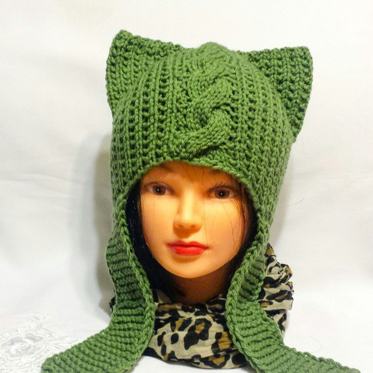 So proud of this last cat hat order. Love this color.