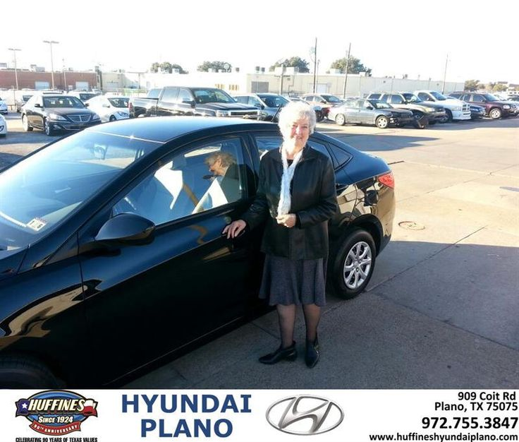 #HappyBirthday to Lorraine Nordone from Frank White at Huffines Hyundai Plano!