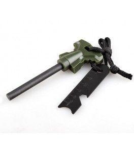 prepper magnesium stick, survival outdoor vuur maker magnesiumstick camping vuurstick