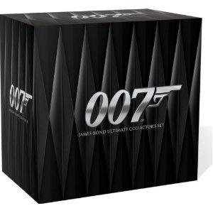 James Bond Ultimate Collector's Set (DVD)