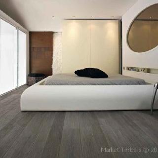 Timber look tile, grey timber floor